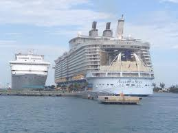 largest cruise ship currently great punchaos com