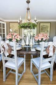 christmas dining room decorations 2016 christmas home tour holiday home showcase driven by decor