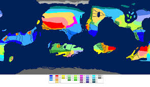 What Is A Climate Map What Do You Think Of My Climates Worldbuilding