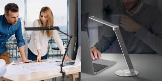 the best led desk lamps with apple friendly designs usb charging