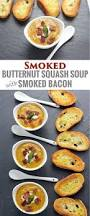 thanksgiving soups recipes smoked butternut squash soup with smoked bacon vindulge