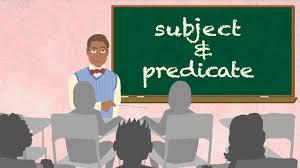 subject u0026 predicate grammar exercises predicate