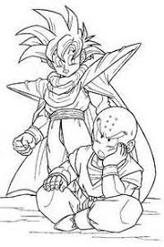 dragon ballz printable coloring pages dbz coloring