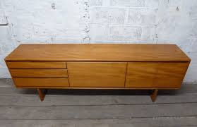 Vintage Sideboards Uk Antiques Atlas Vintage White And Newton Teak Sideboard