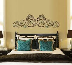 Bedroom Stencils Designs Amazing Wall Stencils Design Ideas Affordable Modern Home Decor