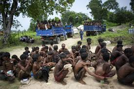 Seeking Sub Burma Claims Rohingya Migrants Were Seeking Not Fleeing