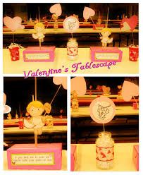 Valentine S Day Table Decorations by Baking Memoirs Valentine U0027s Table Decorations On A Budget