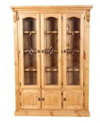 3 Door Display Cabinet Display Cabinet Tuscan 3 Door Murphy S Furniture Store Cork