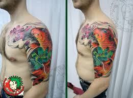 tattoo koi carp meaning carp tattoo meaning tattooed images
