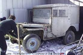 bantam jeep for sale bantam reconnaissance car