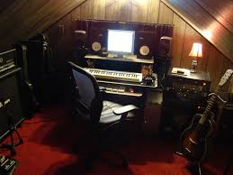 Home Music Studio Ideas by Interior Small Wooden Wall Home Music Studio Room Interior Design