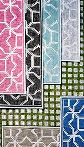 Ashworth Outdoor Rug The Interlinking Geometric Design Of Our Orvieto Outdoor Rug Adds