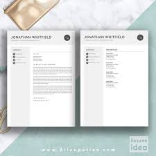 creative resume templates for microsoft word creative resume template modern cv template word cover letter creative resume template