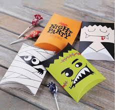 wrapping paper box 500pcs korean theme paper bag candy pillow box
