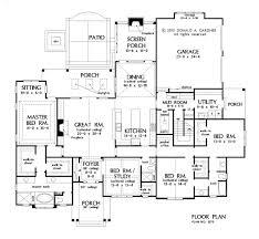 Don Gardner Floor Plans House Plan The Hendricks By Donald A Gardner Architects