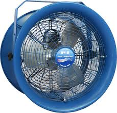 high cfm industrial fans patterson high velocity industrial barrel fan 14 inch 2600 cfm 3