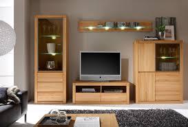 Wohnzimmerschrank Ohne Tv Wohnzimmer Wohnwand Schrankwand Massiv Teilmassiv Zu Günstigen