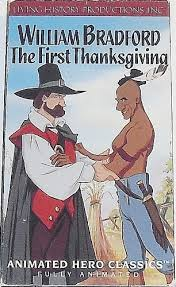william bradford the thanksgiving animated