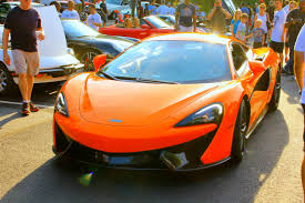 orange mclaren rear 2017 ventura orange mclaren 570s immaculate conceptions