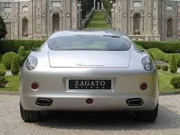 maserati a6gcs zagato 2007 maserati gs zagato coupe review supercars net