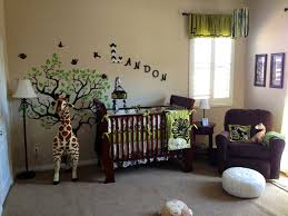 African Themed Home Decor by Baby Themed Rooms Nursery With Floral Wall Shop Rent Consign