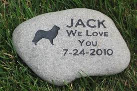 garden memorial stones personalized border collie memorial border collie memory