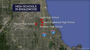 Englewood Chicago Map Englewood High Plan Proving To Be Tough Sell For Some