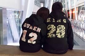 diy couples hoodies valentine u0027s day gift idea u2014 monicaxguan
