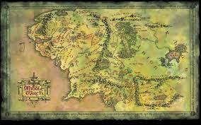 wallpaper middle earth map of middle earth wallpaper 7494 wallpaperesque