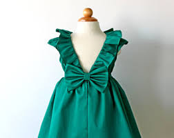 green dress green dress etsy