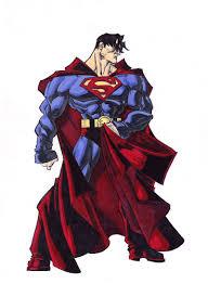 superman marker drawing gavinmichelli deviantart