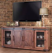 Barnwood Cabinet Doors by Tv Stands Tv Stand With Doors Exceptional Image Inspirations
