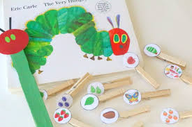 the very hungry caterpillar sequencing printable time