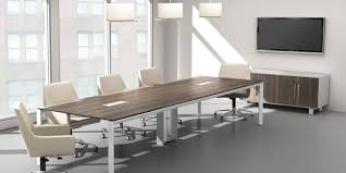 Extendable Boardroom Table 5 Foot Conference Table Modern Conference Chairs 9 Foot Conference