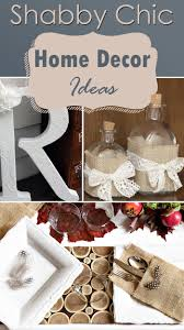11 diy shabby chic home decor ideas
