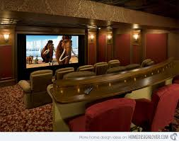 home theater interior design ideas 15 interesting media rooms and theaters with bars home design lover
