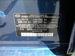 hyundai elantra paint colors 2015 hyundai elantra limited sedan color code photos gtcarlot com