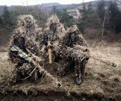 Ghillie Suit Halloween Costume Spec Ops Ghillie Suits Ultimate Camouflage