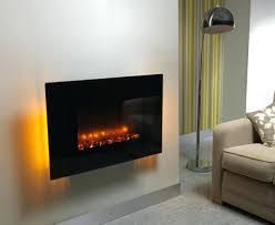 wall mount electric fireplace insert mounted indoor napoleon