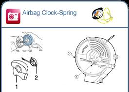 airbag center airbag clock spring coil springs