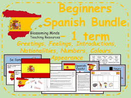 spanish lesson and resources ks2 how old are you by