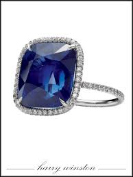 harry winston engagement ring harry winston sapphire and diamond micropave ring price upon