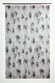 amazon com ikea aggersund floral gray roses shower curtain home