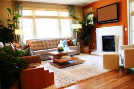 Decorating Family Room With Fireplace And Tv - living interesting furniture brown and white color unit cabinet
