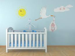 Nursery Decals For Walls by Colorful Nursery Wall Decals Photo Gallery Babycenter
