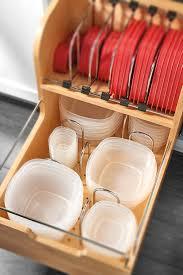 amazon com rev a shelf 4fsco 18sc 1 food storage container