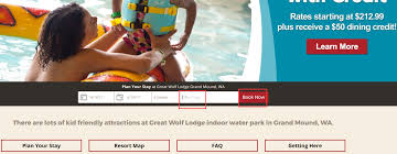 50 off great wolf lodge promo codes u0026 coupons verified 06