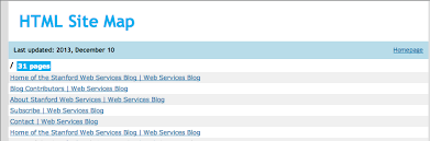 Sitemap Creating A Sitemap For Auditing Your Site Web Services Blog