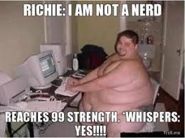 Nerd Meme Guy - nerdy computer guy meme image memes at relatably com