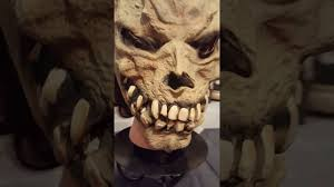 horror latex halloween mask fancy party prop costume dress